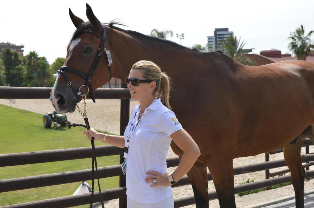 Edwina Tops Alexander Met Drie Paarden Op Longlist Tryon