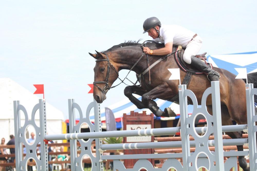 Z-winst voor Luc Geerts in het Woutershof | Horseman